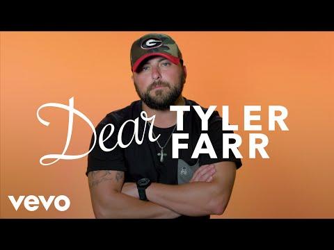 Tyler Farr - Dear Tyler