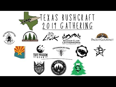Texas Bushcraft 2019 Gathering