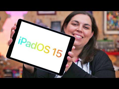 """iPadOS 15: le 10 funzioni """"SEGRETE& …"""