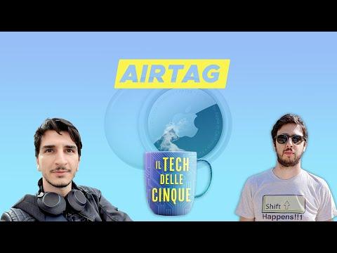 AirTag: il tracker che mancava