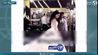 عروس رايحه نادي رياضي قبل الزواج !