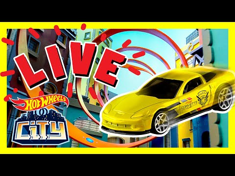 🔴 LIVE: HOT WHEELS EPIC SPEED | @Hot Wheels