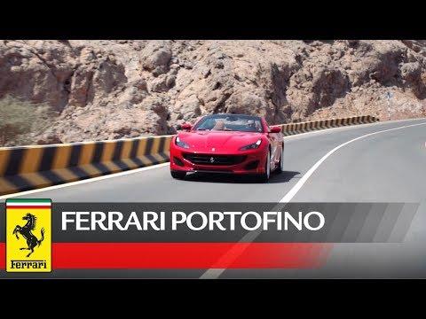 Ferrari Portofino - A new breed of design - Muscat