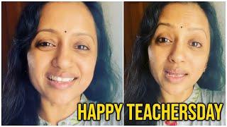 Anchor Suma Kanakala Emotional Words About Teachers |  #TeachersDay | TFPC - TFPC