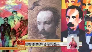 Convoca presidente de Cuba a celebrar y honrar el 24 de febrero