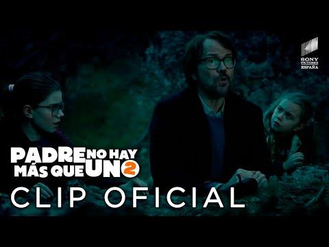 PADRE NO HAY MÁS QUE UNO 2. Dirigida y protagonizada por Santiago Segura. En cines 29 de julio.