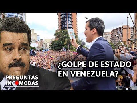 ¿Golpe de estado en Venezuela?