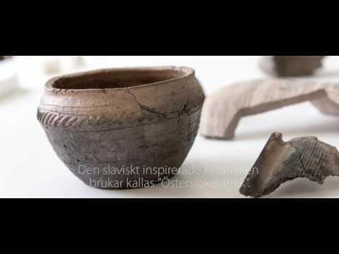 Arkeologen berättar - Del 18 Keramik från vikingatiden