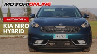 Kia Niro 2018 | Test Drive #AutoInCoppia