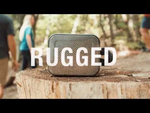 Barricade™ Wireless Speakers Rugged and Refined | Skullcandy