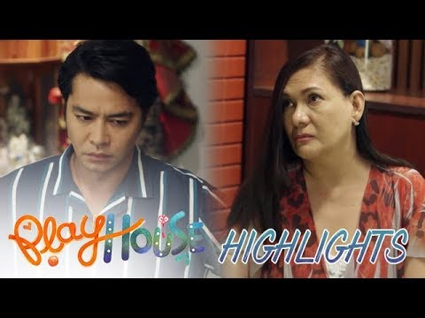 Playhouse: An emotional confrontation ensues between Marlon and Rowena | EP 81