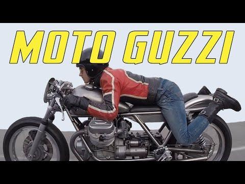1975 Moto Guzzi 850T Cafe Racer
