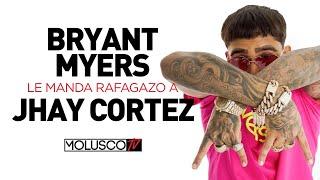 """""""BRYANT MYERS"""" LE MANDA UN RAFAGASO A """"JHAY CORTEZ"""" POR TEMA """"Kobe En LA"""" ????????????"""