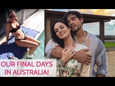 Our Final Week in Australia! Byron Bay vacation before moving to LA \ Chloe and Seba