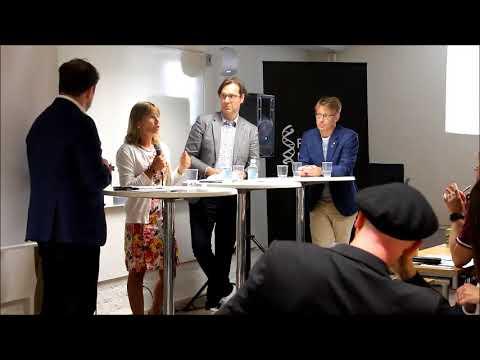 Paneldiskussion Almedalen 2017 del 2