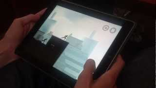 Vector - Developers walkthrough on iPad 3