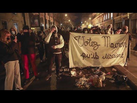 La violencia policial desata nuevas protestas contra la Ley de Seguridad Global