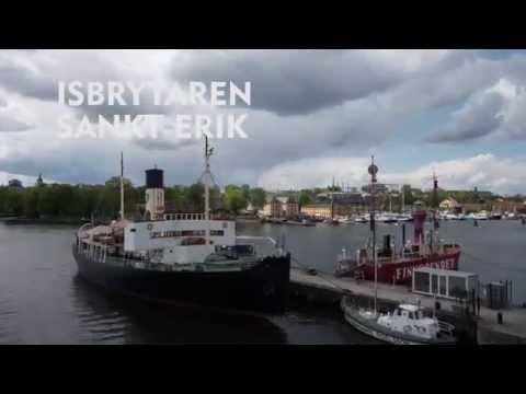 Isbrytaren Sankt Erik - en tidsmaskin i Stockholms hamn