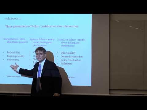 Föreläsning Erik Arnold: Evaluating complex programmes