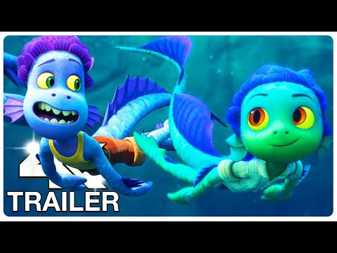 Movie Trailer : LUCA All Movie CLIPS + Trailer (NEW 2021)