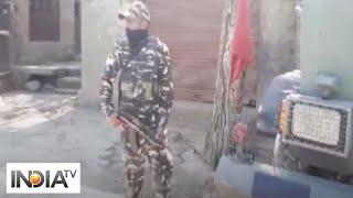 Security forces neutralize 2 terrorists in JandK's Kulgam - INDIATV