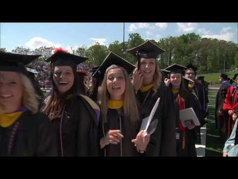 West Chester University 2017 PM Undergraduate Ceremony 5/14/17