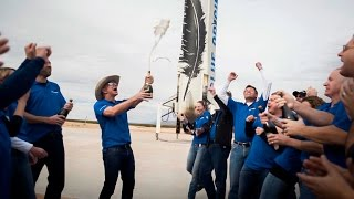 Blue Origin sticks historic rocket landing -- let's go to space, y'all (Tomorrow Daily 277)