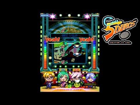 "ROCK'N TREAD 3  - ""CON 5 DUROS"" Episodio 778 (+Taiko no Tatsujin Wii) (1cc)"
