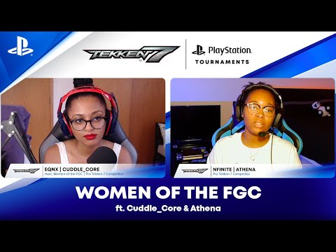 Women of the FGC - ft. Athena | PS CC