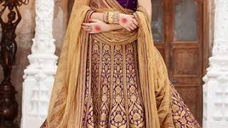 Silk Lehengas For South Indian Wedding Gravity Fashion