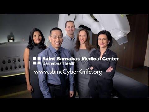 The CyberKnife® Treatment at Saint Barnabas Medical Center