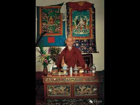 Kyabje Zong Rinpoche's Holy Words