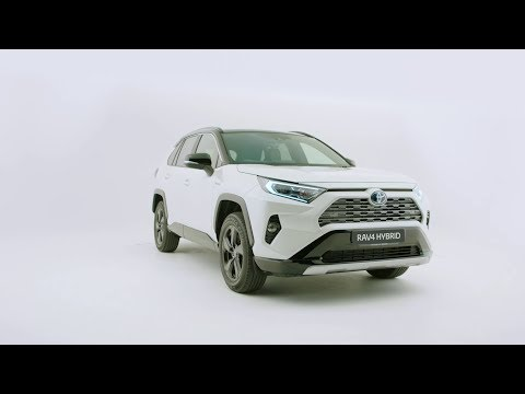Toyota RAV4 Hybrid 2019 Accessories Review