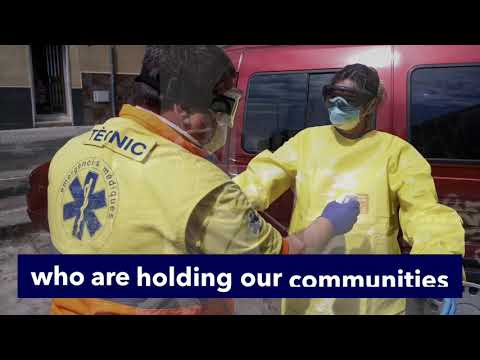 Workers are holding communities and the economy together photo