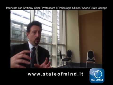 Interview with Anthony Scioli Ph.D