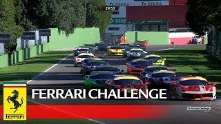 Ferrari Challenge Europe – Imola 2017, Coppa Shell Race 2