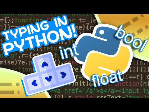 Python Typing - Type Hints & Annotations