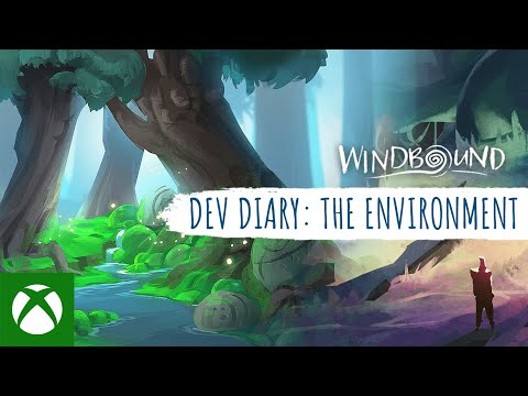 Windbound - Dev Diary: The Environment
