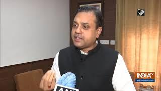 TMC MP's remark on FM Sitharaman is racist, misogynistic: Sambit Patra - INDIATV