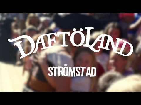 Daftöland - Säsongsöppning 30/5 2019