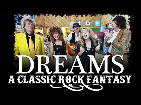 Dreams - A Classic Rock Fantasy | Branson Missouri