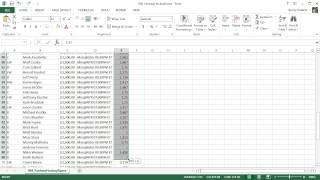 Microsoft Excel 2013 Tutorial - 4 - Formatting Numbers
