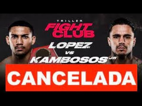 Teofimo Lopez positivo de Covid 19,  Posponen pelea con Kambosos Jr. para el 14 de Agosto