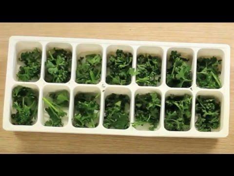 Comment conserver vos aromates ?