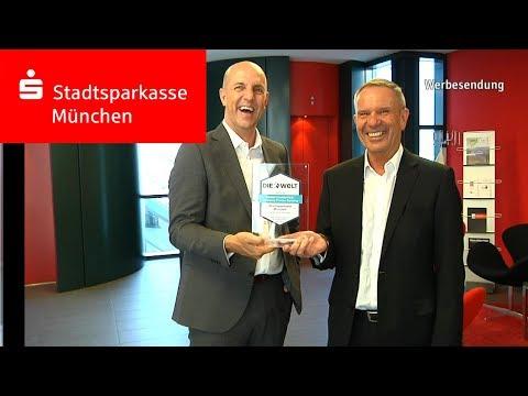 Stadtsparkasse München erneut Testsieger