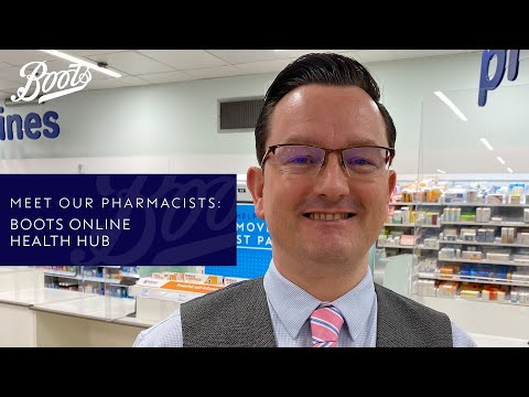 boots.com & Boots Discount Code video: Meet our Pharmacists   Boots Online Health Hub   Boots UK