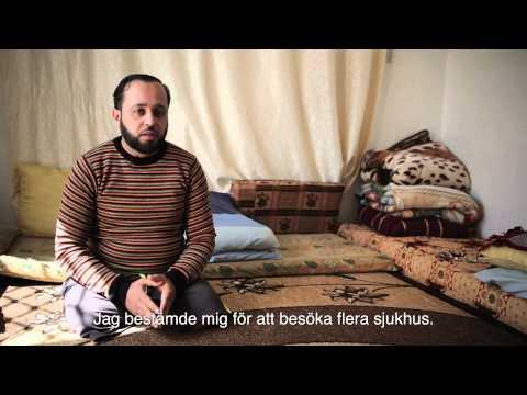 Syrien: Livet efter en krigsskada