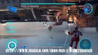 Iron Man 2 Walkthrough - Mission 5: Operation Daybreak Part 1