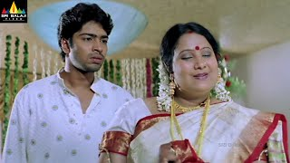Kitakitalu Movie Scenes | Allari Naresh backslashu0026 Geeta Singh First Night Comedy | Telugu Movie Scenes - SRIBALAJIMOVIES