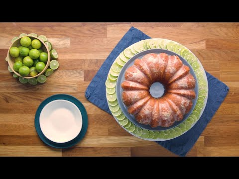 Key Lime Rum Cake ? Tasty